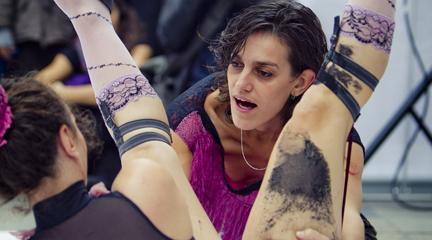 contemporanea danza  Mes de danza cumple 20 años con una mirada a Marruecos y Andalucía