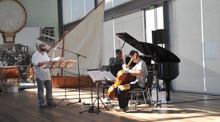 contemporanea  Taller Atlántico Contemporáneo con la música de Crumb