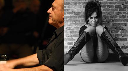 contemporanea  Carles Santos y Ana Curra en el Festival 2013 Poetas por Km² en Conde Duque