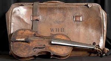 mas madera  El violín del Titanic: cuando la noticia es otra
