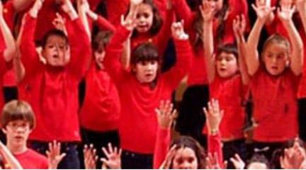 actualidad de centros  Concierto de la Red de Escuelas del Conservatorio del Liceu