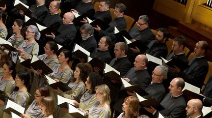 lirica  Canciones sefardíes y habaneras con el Coro Nacional