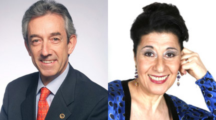 cursos  Clases magistrales de Alicia Nafé y Carlos Chausson en la nueva sede del CSKG