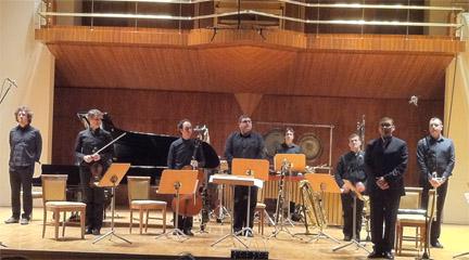 contemporanea  34º Encuentro Internacional de Compositores de la Fundación ACA