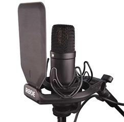 marcas  El nuevo micrófono NT1 RØDE