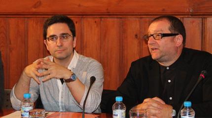 internacional  Hèctor Parra, compositor residente del Huddersfield Contemporary Music Festival