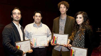 premios  Marc García Vitoria gana el Premio Jóvenes Compositores Fundación SGAE CNDM 2013