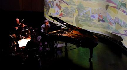 contemporanea  Quantum Ensemble, primera formación musical residente en Auditorio de Tenerife