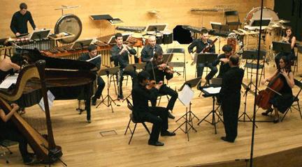 contemporanea  20º Encuentros Internacionales de Música Contemporánea de Ensemble Kuraia
