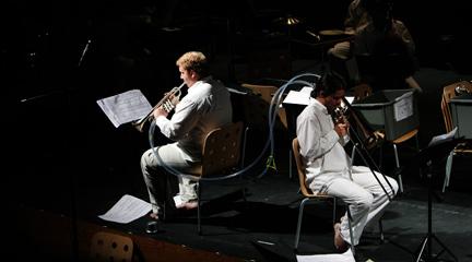 contemporanea  El Ensemble Laboratorium en el Ciclo de música contemporánea de la FBBVA en Bilbao