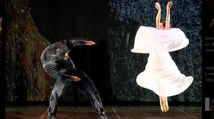 contemporanea danza  El arte de la Alquimia inspira a Momix