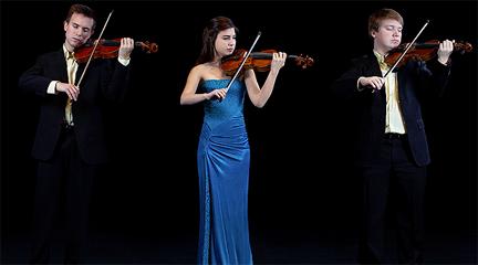 clasica  Los violines de los Hermanos Aznárez sonarán en el museo Lázaro Galdiano
