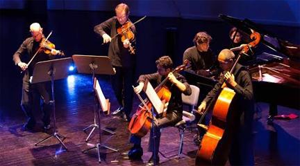 hacia el siglo 21  Quantum Ensemble y la música austriaca