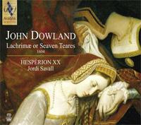 cdsdvds  Semper Dowland...