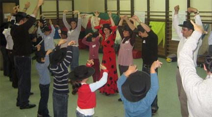 cursos  Flamenco en el Aula