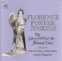 cdsdvds  La voz de Florence Foster vuelve a escucharse de la mano de Sony