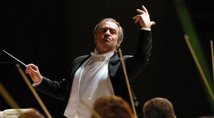 clasica  Valery Gergiev y la Novena de Mahler en el Ciclo La Filarmónica Sociedad de Conciertos