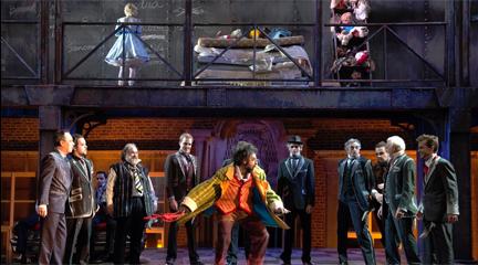 lirica  Nace Ópera de Madrid, una compañía lírica regida por artistas