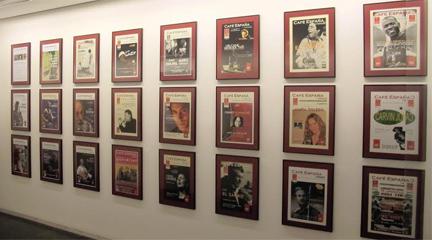 jazz y mas  El Café España, historia de un proyecto (1991 2009)