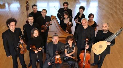 antigua  Europa Galante hace sonar a Vivaldi en la temporada de La Filarmónica