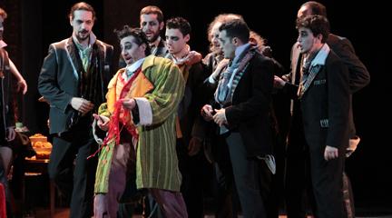 siamo forti  Ópera de Madrid se presenta en público con un Rigoletto admirable
