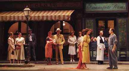 el paraguero de satie  La zarzuela regresa al Teatro de la Maestranza