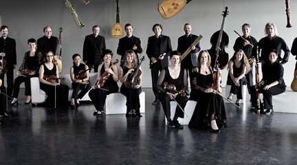 antigua  Lautten Compagney Berlin en Círculo Bach