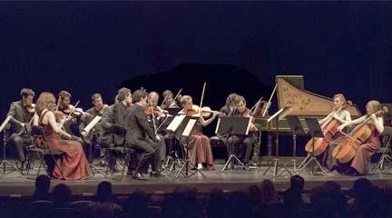 clasica  La Orquestra de Cámara galega celebra su mayoría de edad