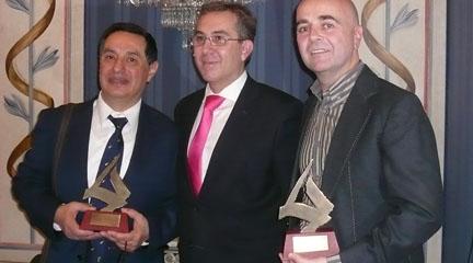 lutheria  El arquetero Francisco González, Premio de Artesanía 2013 de la Comunidad de Madrid