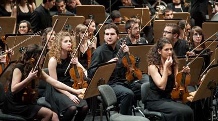 clasica  La Orquesta Joven de Andalucía conmemora su 20 aniversario