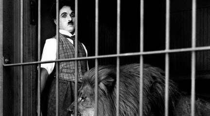 notas  Chaplin en la Zarzuela con The Circus