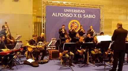 actualidad de centros  Concierto solidario 20 aniversario de la Universidad Alfonso X