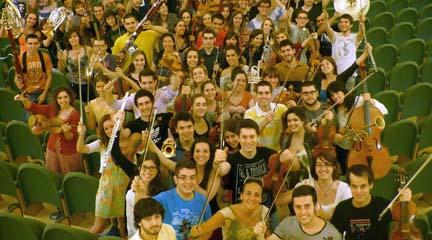 actualidad de centros  La Orquesta Sinfónica de la Esmuc viaja por Europa