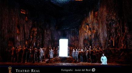 critica madrilena  Profeta de sí mismo. Lohengrin en el Teatro Real