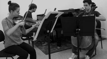 universidad  Facultad de Música y Artes Escénicas de la Universidad Alfonso X El Sabio