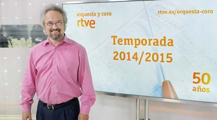 temporadas  La Orquesta y el Coro de RTVE presenta la temporada de su 50 aniversario