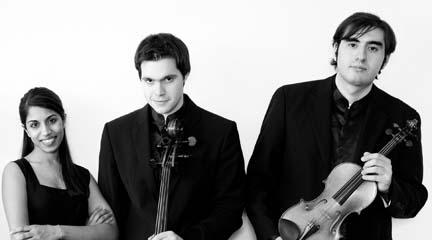 clasica  El Trío Brahms de El Mundo abre el ciclo Música de Cámara en las Ciudades Patrimonio de la Humanidad