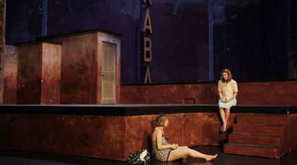 lirica  Katia Kabanova en la intimidad de la música de cámara