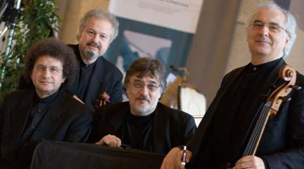 clasica  El Cuarteto Enesco clausura el XLI Ciclo de Grandes Autores e Intérpretes de la UAM