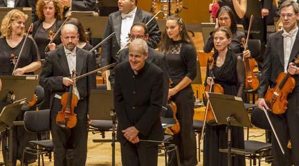 clasica  La Real Filharmonía de Galicia rinde homenaje a Shakespeare