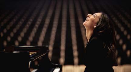 clasica  La Orquesta Sinfónica Chaikovski de Moscú y Yulianna Avdeeva cierran la temporada de la Filarmónica