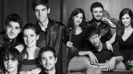 clasica  El Ciclo de Música de Cámara en las Ciudades Patrimonio de la Humanidad de España viaja a Ibiza y Salamanca