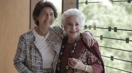 premios  Teresa Berganza recibe el Premio Yehudi Menuhin a la Integración de las Artes y la Educación