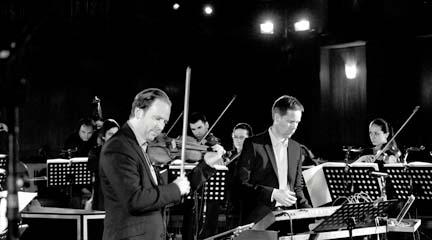 clasica  El ensemble de cuerda de la ONE redescubre a Vivaldi y Shostakovich