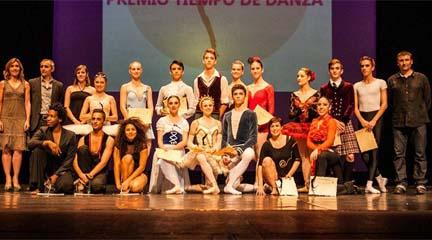 clasica danza  2º Gala de Bailarines murcianos y premio Tiempo de Danza