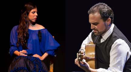 notas  Noches de guitarra y cante flamenco en los jardines del Lázaro Galdiano