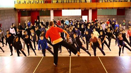 contemporanea danza  Cinco días para bailar, nuevo proyecto de danza comunitaria