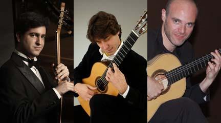 clasica  Guitarra en los Jardines de Falla