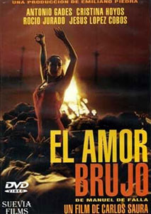 espanola  Proyección de la película 'El amor brujo' de Carlos Saura en el Teatro de la Zarzuela