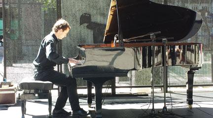 festivales  66 pianistas de todo el mundo en el Maratón del Festival de Piano de Gijón